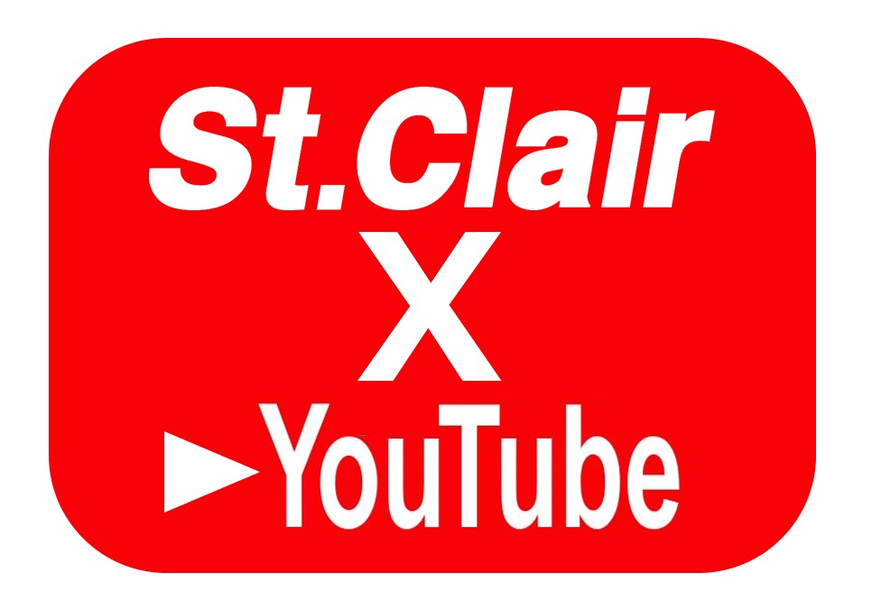 St.Clair × YouTube!